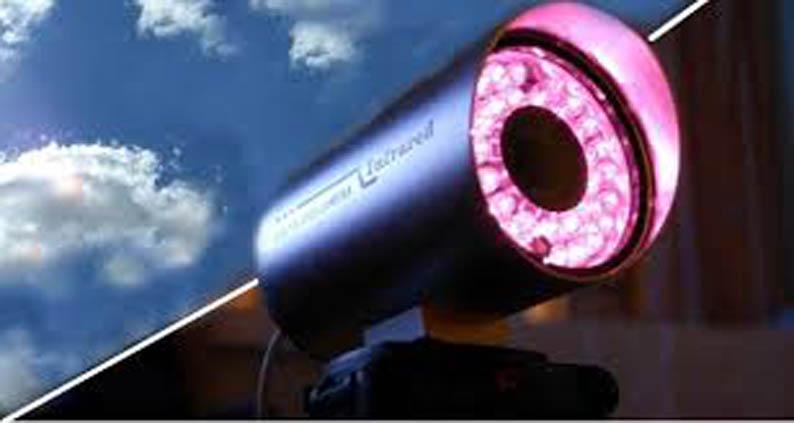 Инфракрасные прожекторы: основные особенности