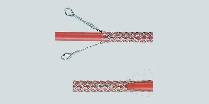 Максимально допустимое тяговое усилие захвата кабеля