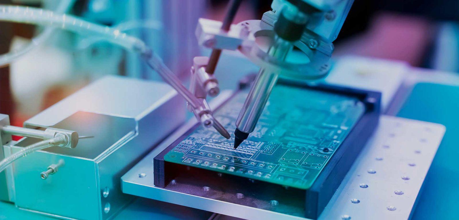 Производство и монтаж печатных плат