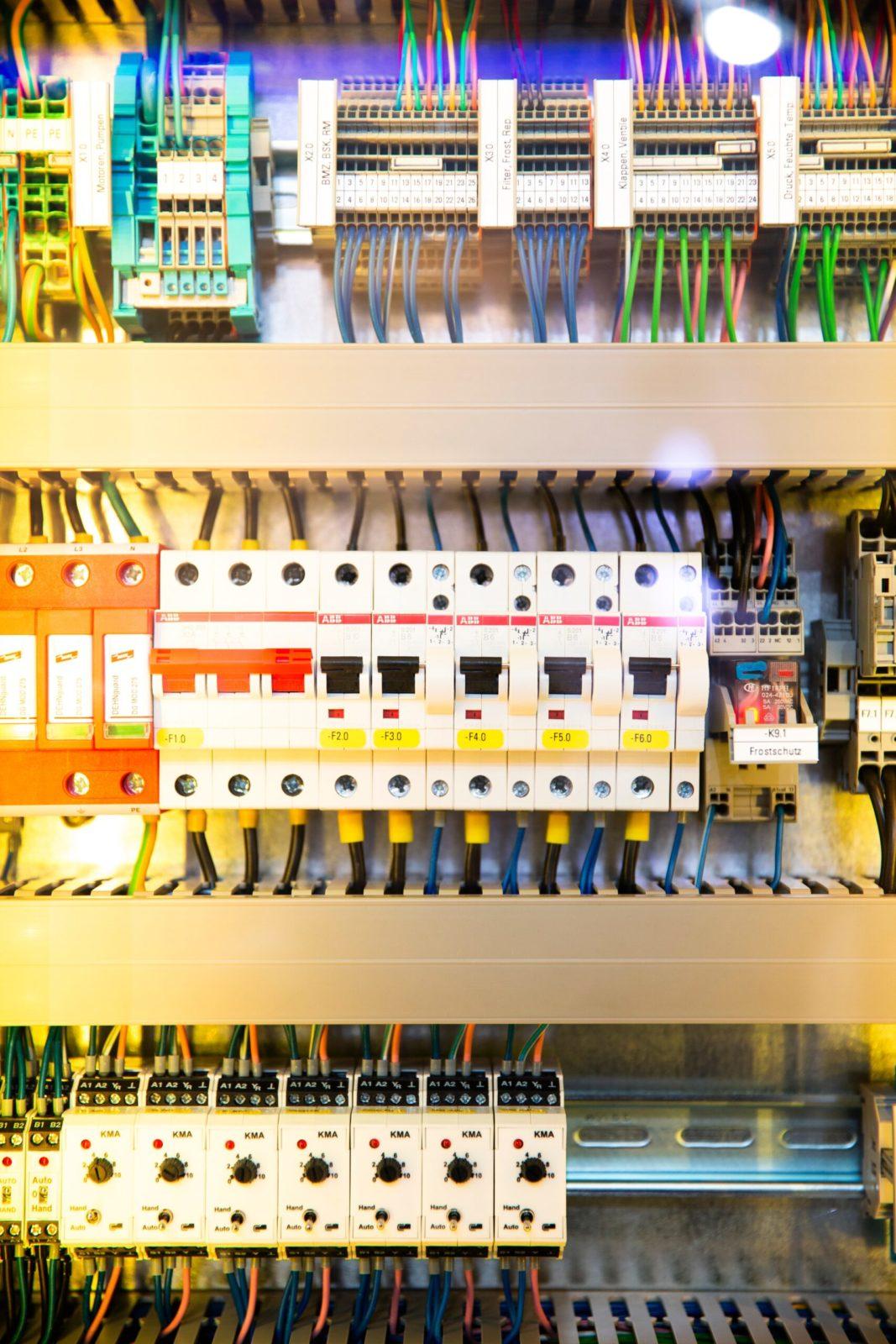Устройство защитного отключения в электроустановке
