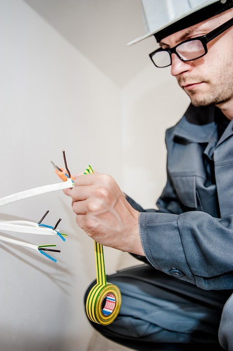 Разводка электрики в доме из газобетона
