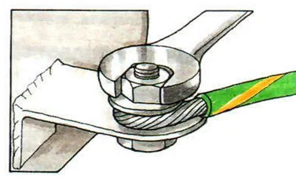 Причины почему стиралка бьет током